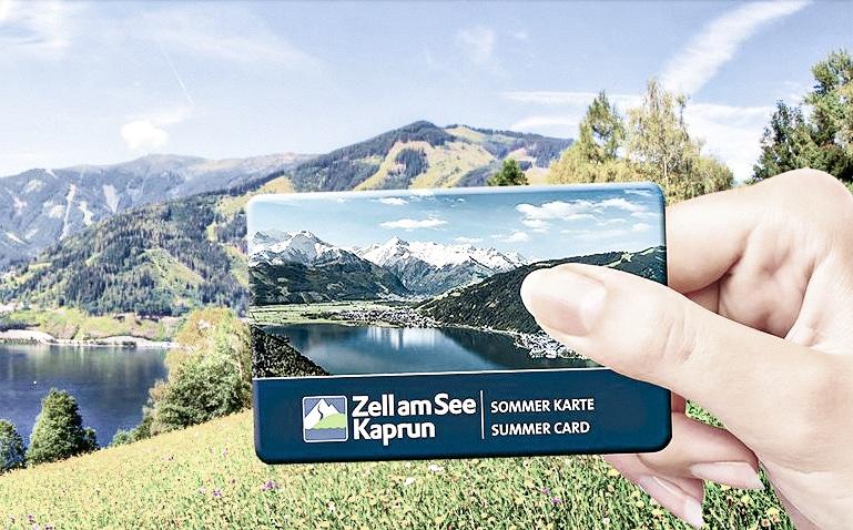 Alpenhaus Kaprun - Zell am See Kaprun Sommerkarte